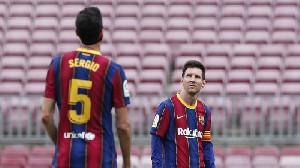 Pemain Barcelona, Tolak Pemotongan Gaji Karena Tak Ikuti Messi