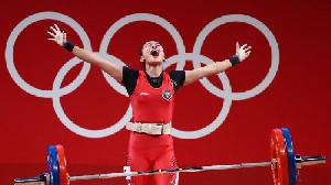 Medali Perunggu Olimpiade Tokyo, Dipersembahkan Windy Cantika Untuk Indonesia