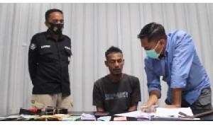 Pria di Aceh Curi Celengan Masjid Untuk Beli Narkoba dan Chips Domino