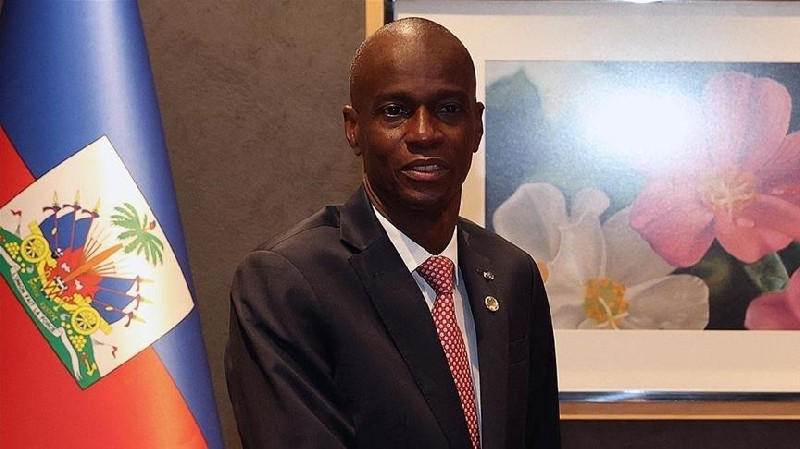 Presiden Haiti Jovenel Moïse Ditembak Mati di Rumah Pribadinya