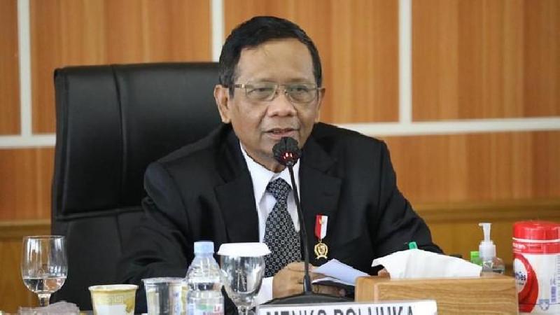 Mahfud Sebut Jokowi Keluhkan Penyerapan Anggaran Covid-19 Rendah
