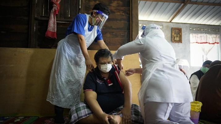 Malaysia Bakal Hentikan Pakai Vaksin Sinovac