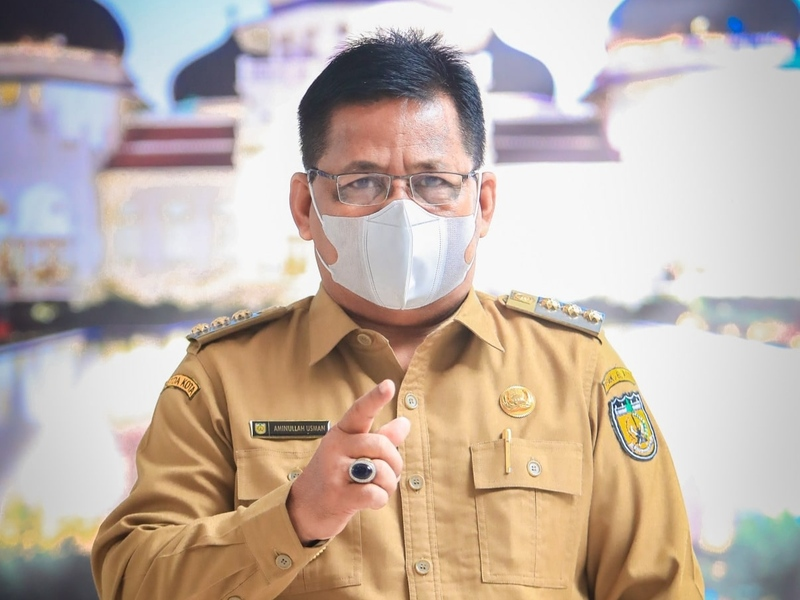 Ini Bukti Kinerja Pemko Banda Aceh Dalam Penanganan Kasus Covid-19
