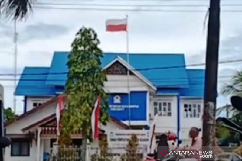 Terkait Bendera Terbalik di Aceh Barat, Kadis: yang Pasang Masih Ngantuk