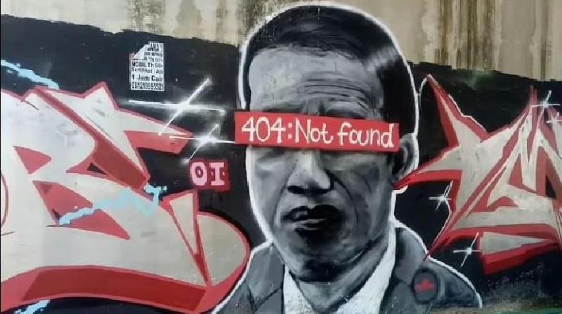 Polisi Periksa 2 Saksi Mural 404 Not Found