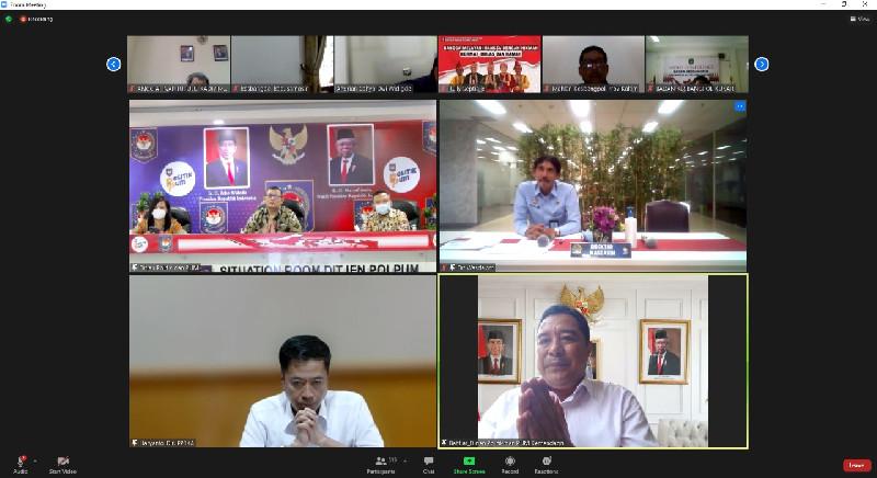 Pemantauan Harus Dilakukan Terus Kepada Orang Asing dan Lembaga Asing di Indonesia