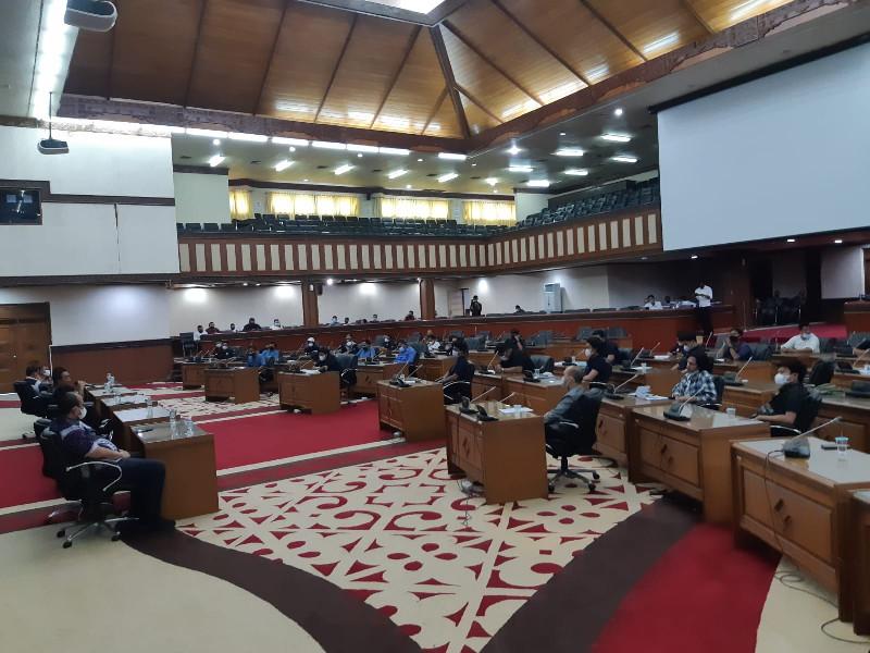 AMARAH: DPRA Jangan Akhirnya Senyap Setelah Dijanjikan Tambahan Dana Pokir