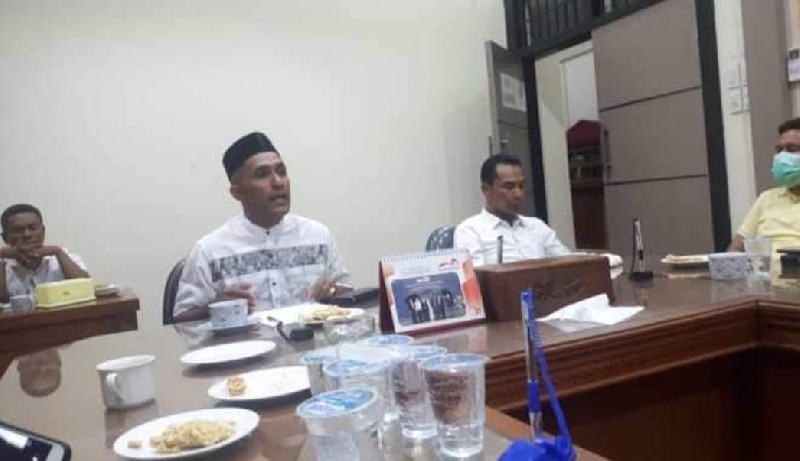 Diisukan Ada Deal Dengan Bupati Terkait LKPJ APBK 2020, DPRK Bireuen Membantah