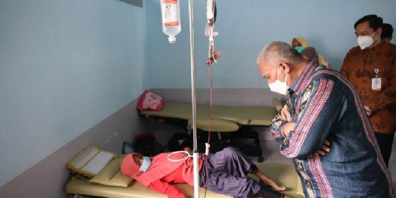 Pasien Covid-19 Meningkat, RSUDZA Alihfungsikan Ruang Rawatan Thalasemia dan Onkologi Anak