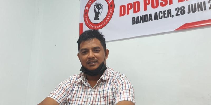 Pospera Aceh: Penanganan Kasus Covid-19 Aceh Gagal, Butuh Intervensi Pemerintah Pusat
