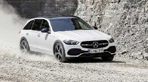 WOW, Mercedes-Benz C-Class All Terrain Hadirkan Mode Off-Road
