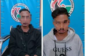 Bawa 2 Kilogram Sabu, Dua Pemuda Aceh Timur Ditangkap Polisi