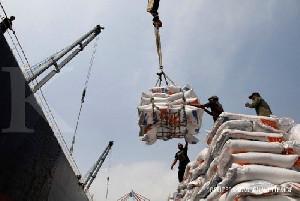 Indonesia Mulai Ekspor Beras Ke Arab Saudi