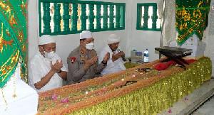 Kapolda Aceh Ziarah ke Makam Ulama dan Pahlawan di Kota Banda Aceh