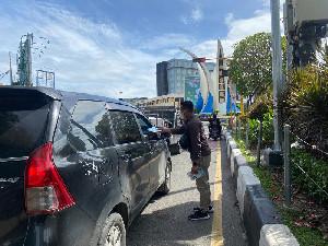 PLN UIW Aceh Sosialisasi dan Sebar Brosur Mengenai Aplikasi PLN Mobile