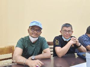 Ketua DPW Nasdem Aceh Undang Owner Dialeksis, Ada apa?