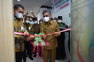 Payment Point Bank Aceh Kantor Bupati Aceh Utara Beroperasi Hari Ini