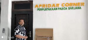 Prof Apridar Akhiri Jadi Dosen Homebase Unimal Mulai Hari Ini