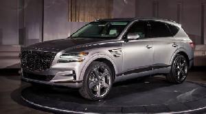 Genesis GV60, Lihat Detil Desain SUV Listrik Mewah Ini