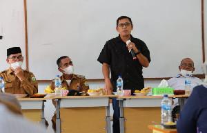 Kadisdik Aceh Launching Pembelajaran Kelas Jauh di Aceh Tengah