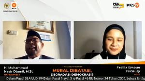 Nasir Djamil: Seorang Presiden Harus Siap Hadapi Segala Situasi