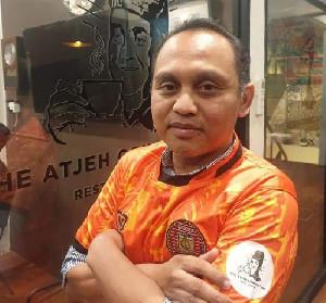 Ilarius Wibisono, Manusia yang Peduli Aceh Itu Kini Telah Tiada