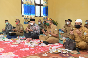 Sekda Ingatkan Lagi, Agar ASN Pemerintah Aceh Disiplin Prokes