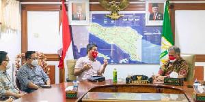 Peluang Investasi di Aceh, Gubernur Nova Diskusi dengan Pengusaha Nasional