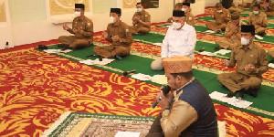 Sekda Aceh: Masker dan Vaksinasi, Komponen Penting Menanggulangi Covid-19