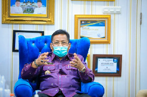 Realisasi Insentif Nakes 86,78 Persen, Kemendagri Apresiasi Wali Kota Banda Aceh