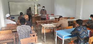 SIM Gratis Dari Dirlantas Polda Aceh Untuk Guru Pondok Pesantren Mahyal Ulum Al - Aziziyah