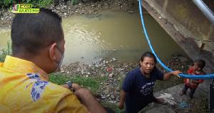 Viral, Warga Aceh Tinggal di Bawah Jembatan di Medan