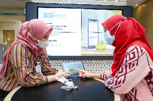 Nasabah ex-BNIS Dapat Mengaktifkan BSI Mobile Untuk Transaksi