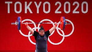Kisah Nurul Akmal, Lifter Asal Aceh Utara Saat Tampil di Olimpiade Tokyo