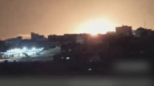 Jet Tempur IDF Israel Serang Jalur Gaza