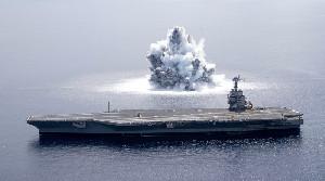 China Berang! Kapal AS Lintasi Selat Taiwan