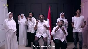 Nasir Djamil dan Artist Studiosa Buat Lagu Jangan Leletdown