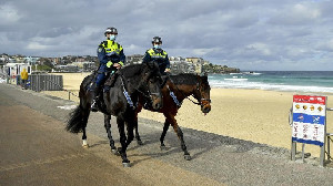 Ratusan Tentara Australia Dikerahkan Lockdown Sydney