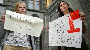 Media di Rusia Layangkan Surat Terbuka Tuntut Akhiri Penindasan Jurnalis