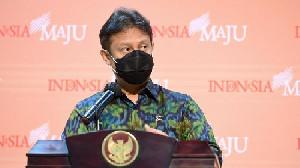 Menkes Akui Tracing Covid Indonesia Lemah