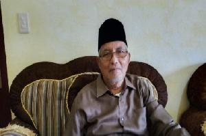 Ulama kharismatik Aceh Waled Marhaban Adnan Wafat