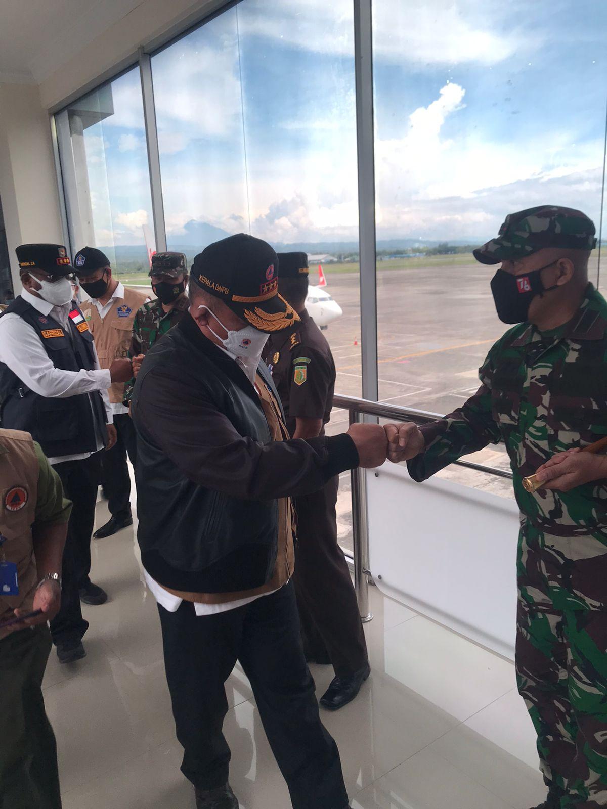 Kepala BNPB dan Menko PMK ke Aceh, Ada Apa?