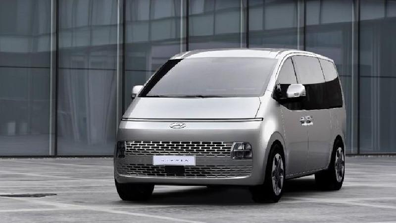 Hyundai Staria Rilis Pekan Depan