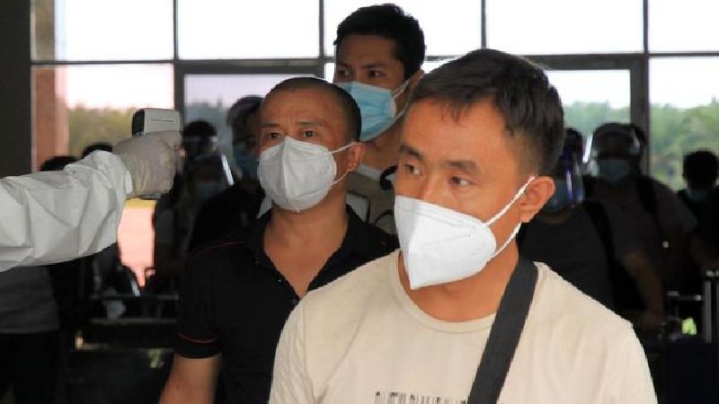 34 TKA China Masuk Indonesia, PPKM Dipertanyakan