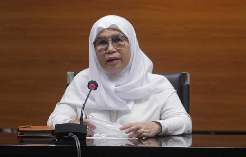 KPK Tercoreng Lagi! Wakil Ketua Lili Pintauli Siregar Langgar Kode Etik