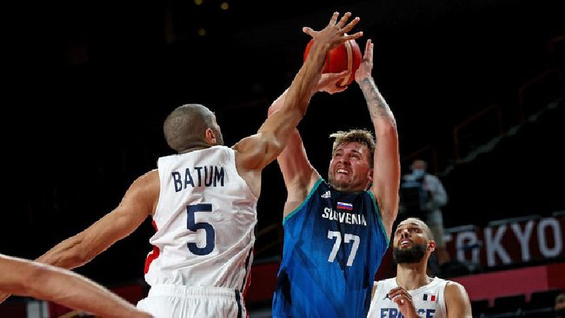 Prancis Akan Hadapi AS di Final Basket Olimpiade Tokyo Dengan Menang Drastis