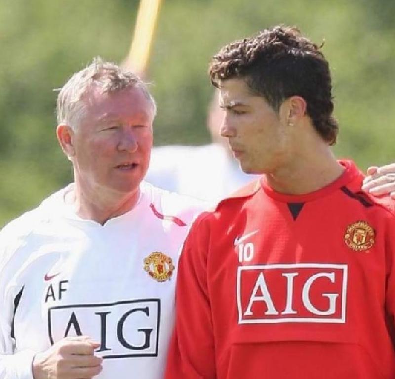 Ferguson Ikut Campur, Ronaldo Batal ke Man City