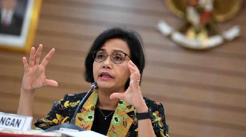 Sri Mulyani Sebut Indonesia Butuh Rp 3700 T