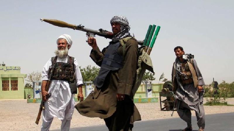 Taliban dan Afghanistan Kembali Bentrok
