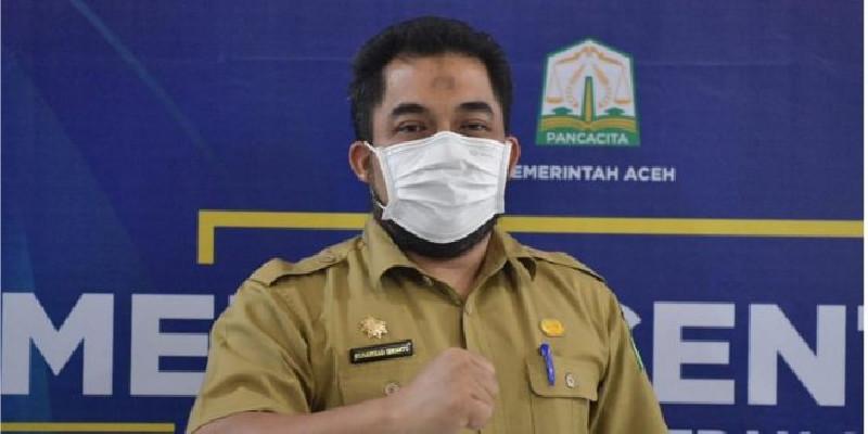 Tindaklanjuti SE Menkes, Pemerintah Aceh Gelar Rakor Percepatan Vaksinasi Anak Usia Sekolah